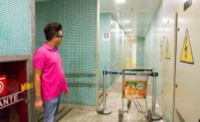 Após quatro anos em obras, situação só piora no aeroporto de Salvador