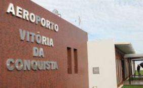 Aeroporto de Vitória da Conquista vai ganhar novo terminal de passageiros