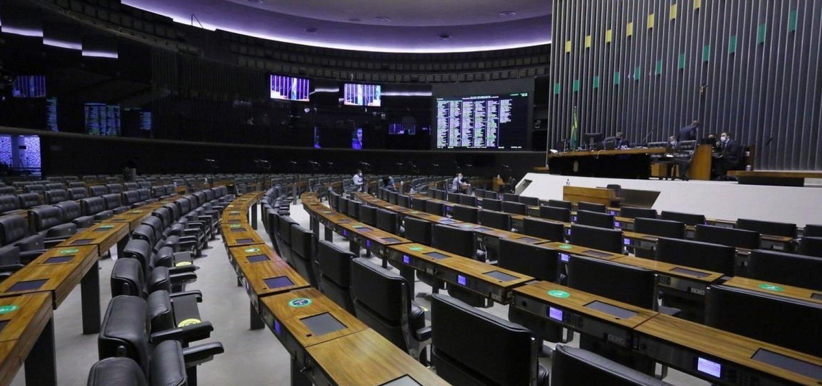Câmara aprova união de siglas em federação partidária e dá sobrevida a partidos nanicos