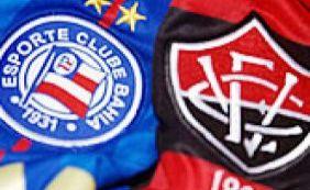 Esporte na História: Bahia e Vitória nomeados campeões do estadual de 99