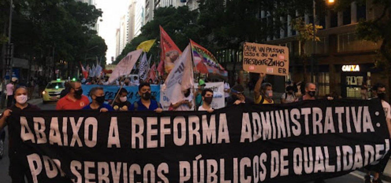 Contra privatização, sindicato dos Correios prevê 'greve de advertência' em todo país