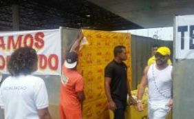 Mais de 10 mil peças publicitárias são apreendidas pela Sucom no Bonfim