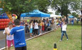 Projeto Ruas de Lazer anima o Dique do Tororó neste domingo
