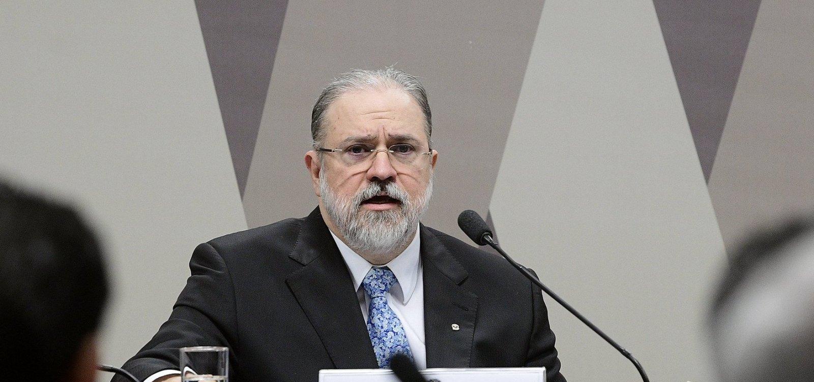 Em busca de novo mandato na PGR, Aras é sabatinado no Senado nesta terça-feira