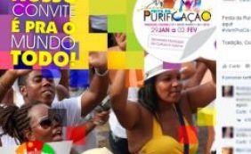 Após polêmica, prefeitura de Santo Amaro substitui publicidade de festa