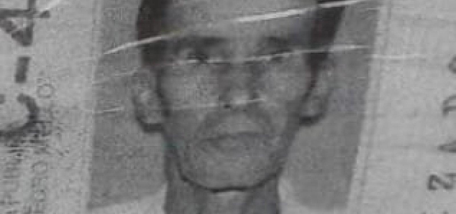 Polícia prende homem que matou próprio pai a facadas em município da Bahia