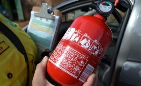 Obrigatoriedade para uso do extintor ABC é adiada novamente