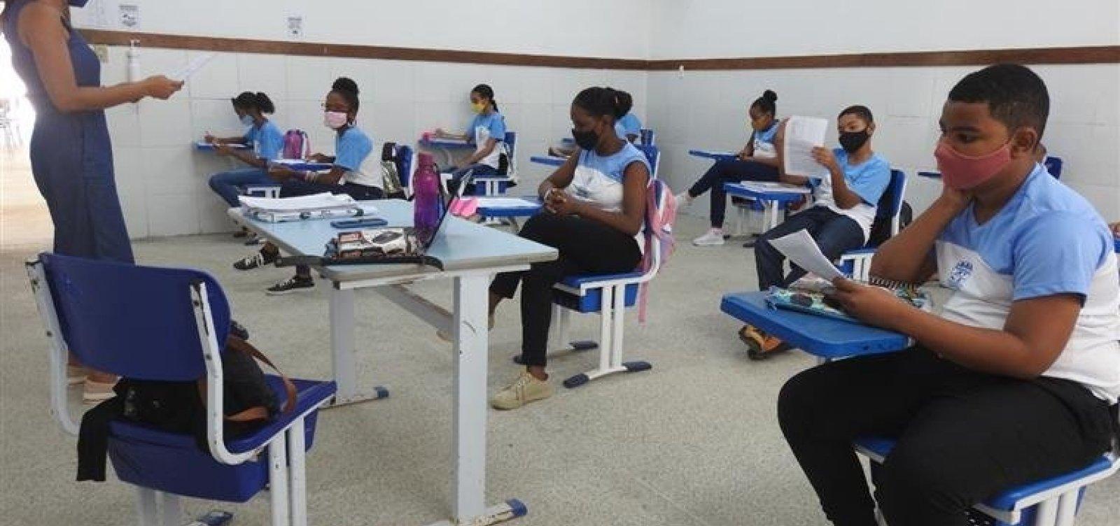 Mata de São João retoma aulas presenciais a partir de segunda-feira