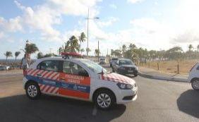 Trânsito será interditado na Avenida Octávio Mangabeira neste sábado
