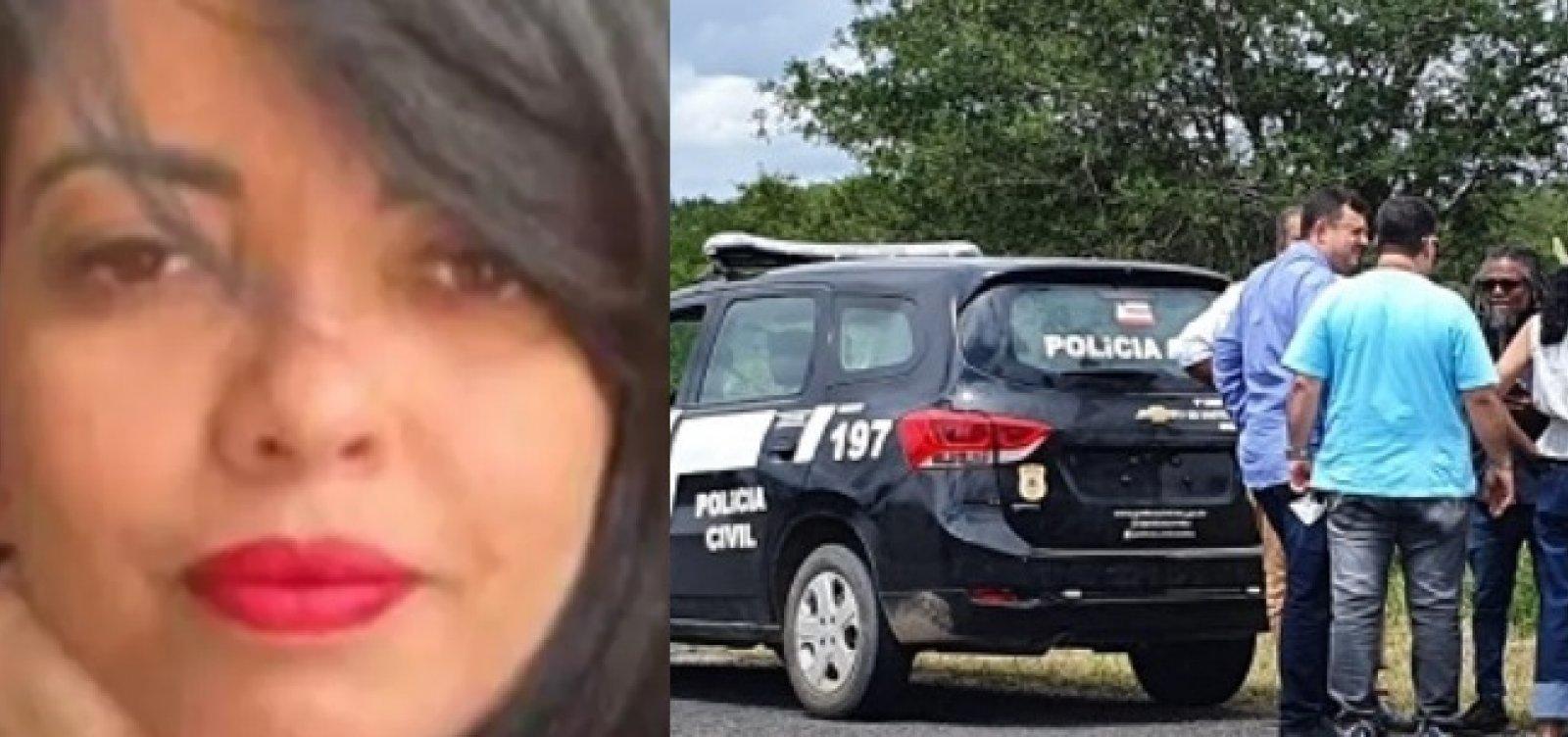 Feira de Santana: mulher encontrada morta estava há quatro anos com médico suspeito do crime