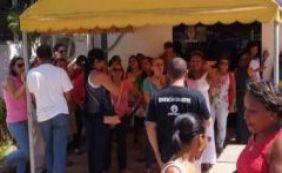 Com um terço das férias atrasado, professores de Lauro de Freitas ameaçam greve