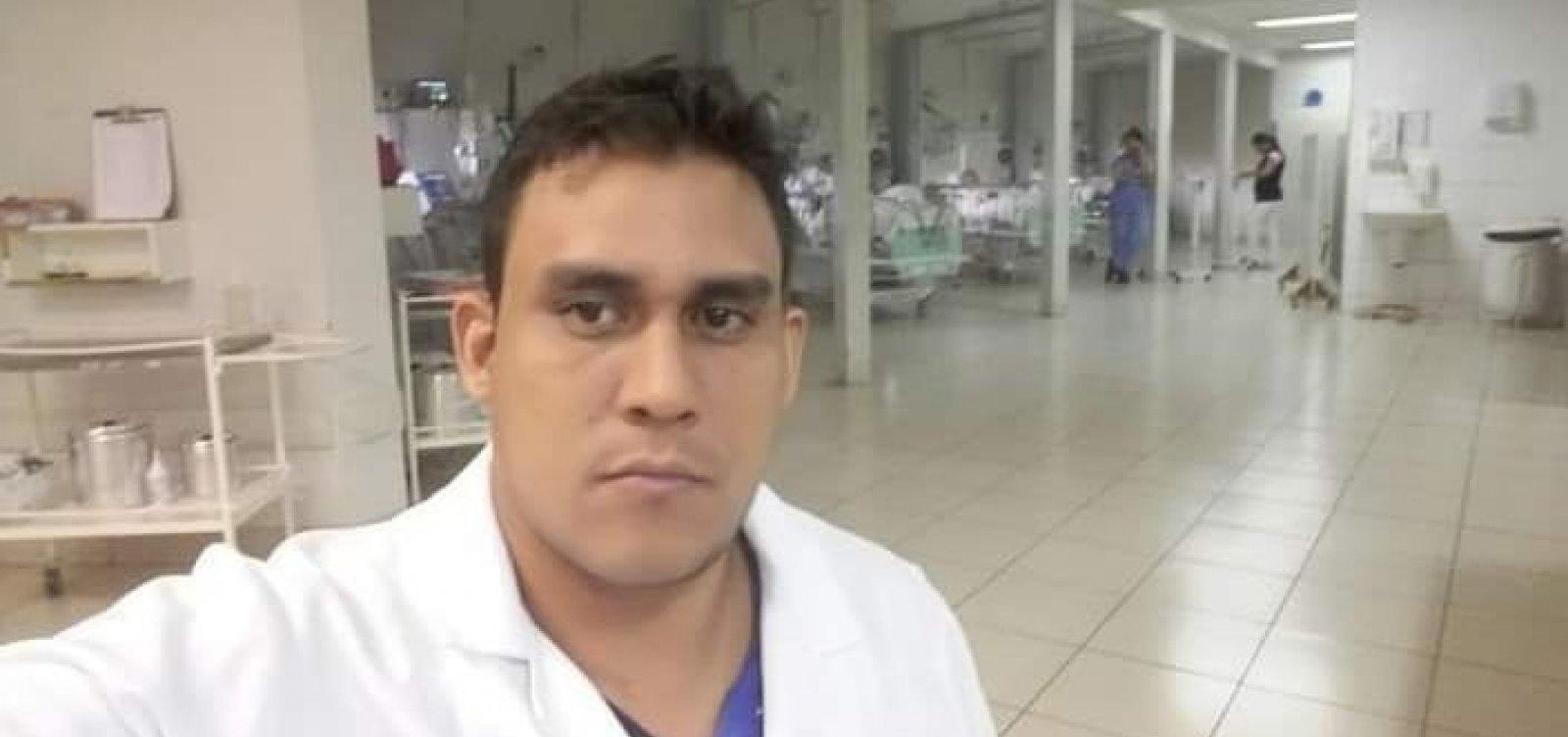 Justiça decreta a prisão do médico suspeito de matar a ex-namorada, em Feira de Santana