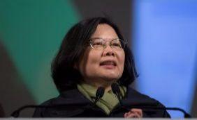 Oposicionista vence eleições e será primeira mulher a governar Taiwan