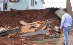 53 cidades são afetadas por tempestades no Paraná