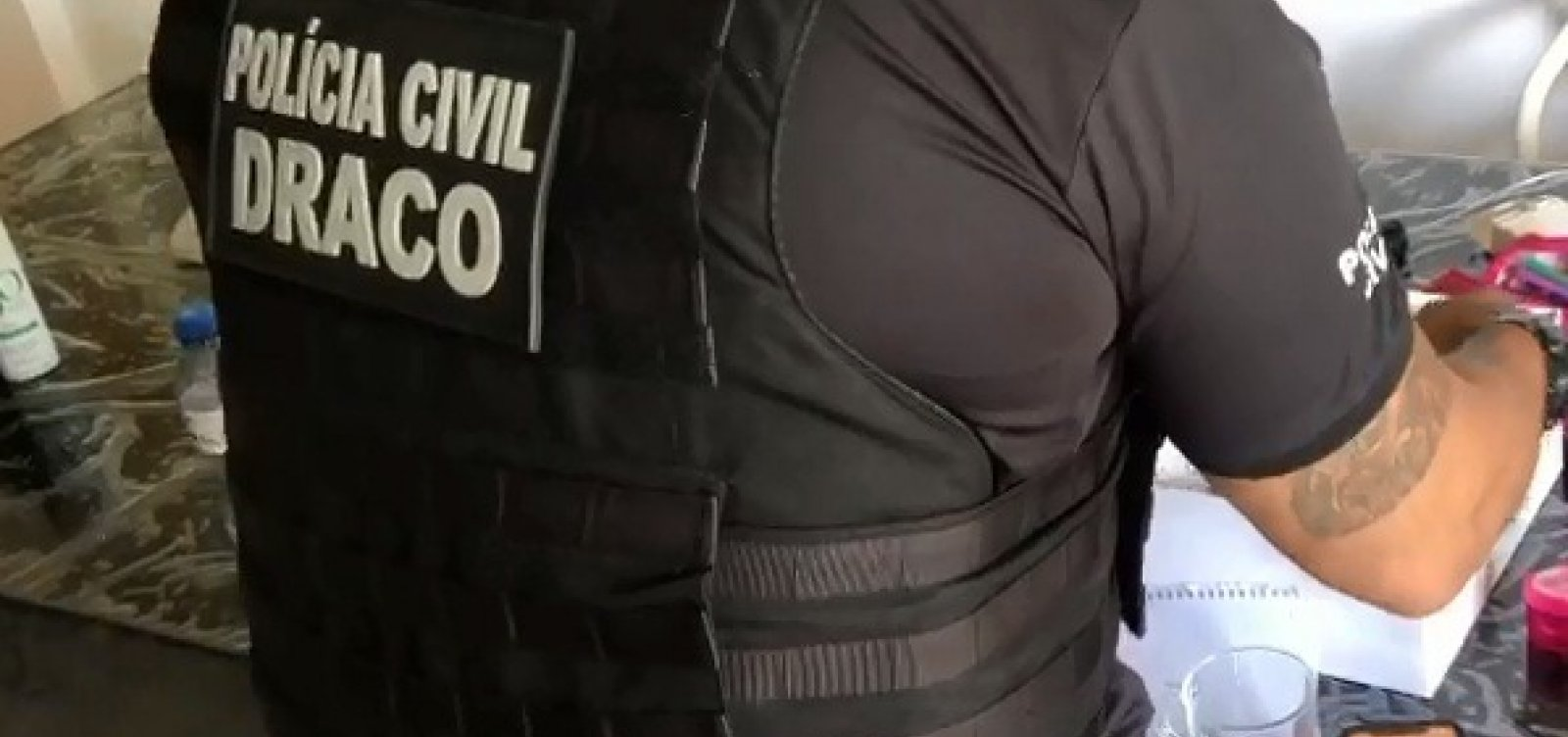 Polícia prende chefe de quadrilha que explodiu bancos no interior