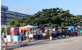 Prefeitura inicia ordenamento de ambulantes no Cabula