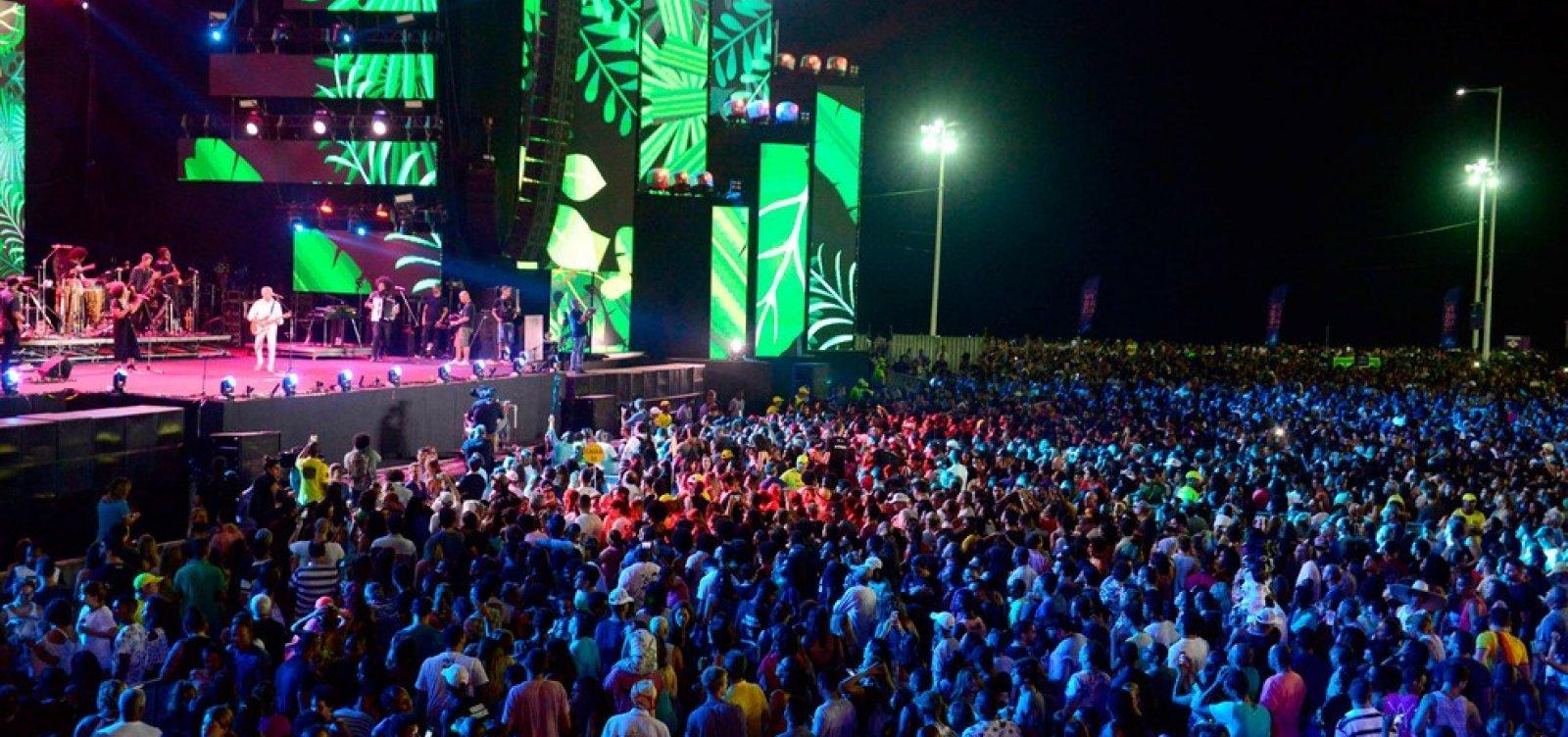 Com exigência de vacina, governo libera evento para até mil pessoas na Bahia