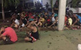 Cerca de 60 pessoas são detidas durante festa com drogas em Brumado