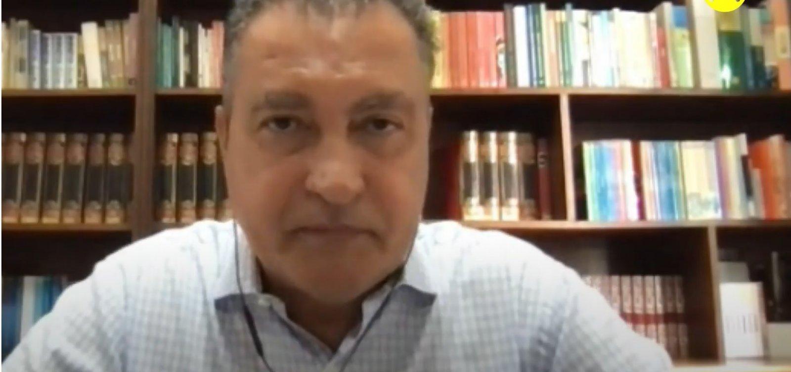 """Rui Costa diz não acreditar em recuo de Bolsonaro e critica condução federal: """"país está à deriva"""""""