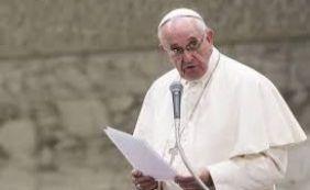 """""""É uma contradição"""", diz papa Francisco sobre violência em religiões monoteístas"""