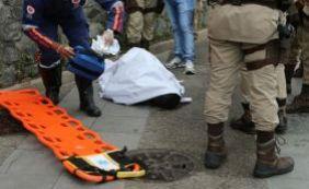 Jovem morto em frente ao Shopping da Bahia era graduando da Marinha