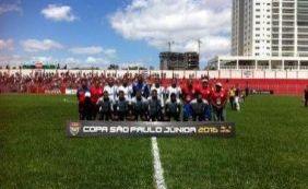 Bahia perde, mas se classifica para as quartas-de-final na Copa SP