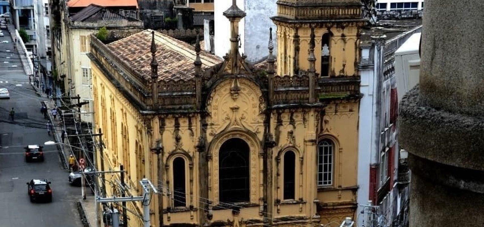 Primeira igreja dos jesuítas no Brasil é reaberta para visitação no Centro de Salvador