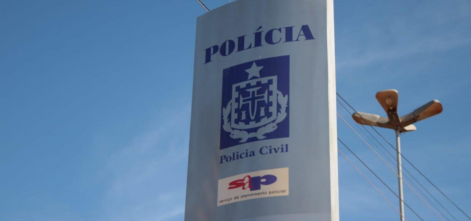 Suspeito de esfaquear namorada na frente de filho de seis anos em São Paulo é preso na Bahia