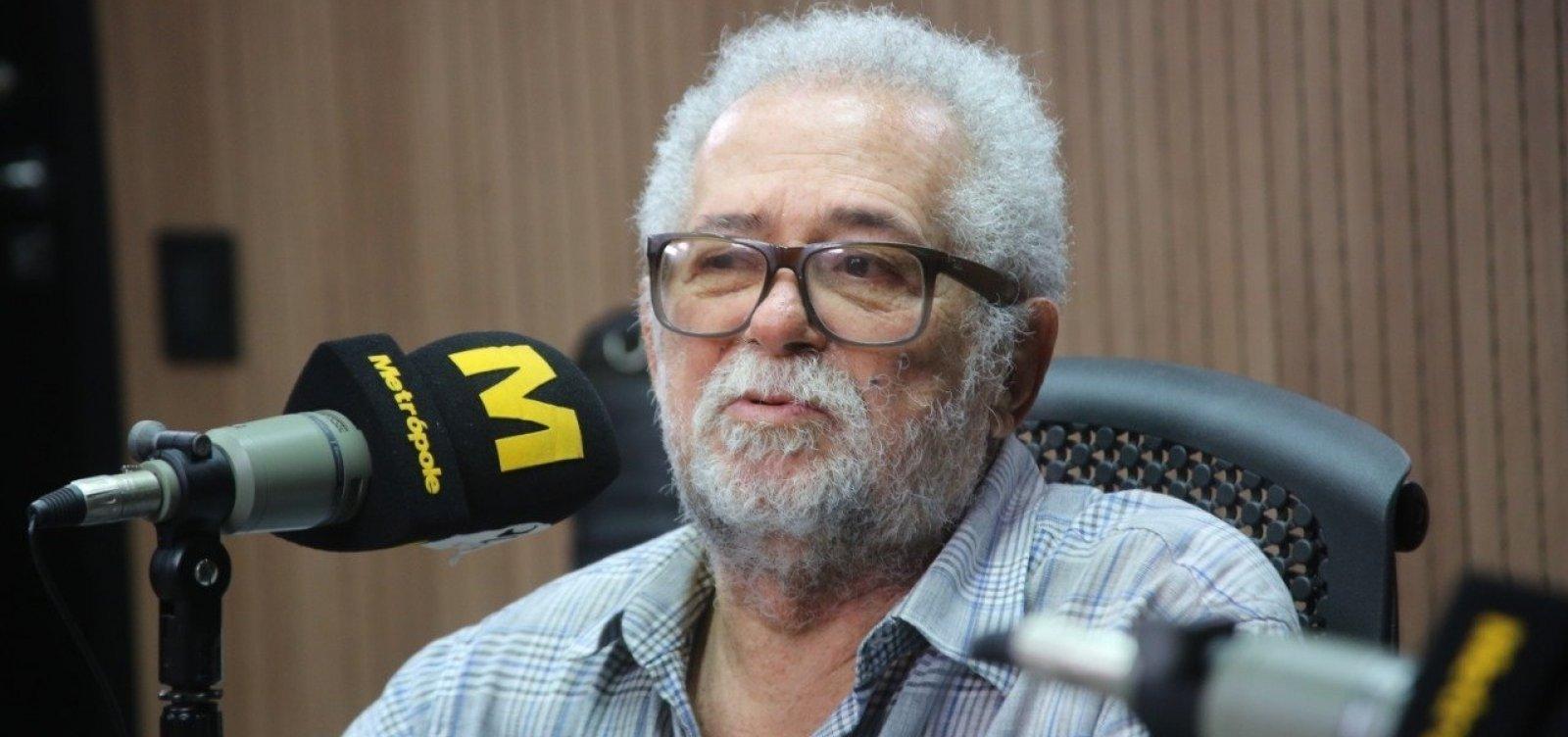Aos 80 anos, compositor Capinam briga na Justiça por tratamento de hemodiálise em hospital de Salvador