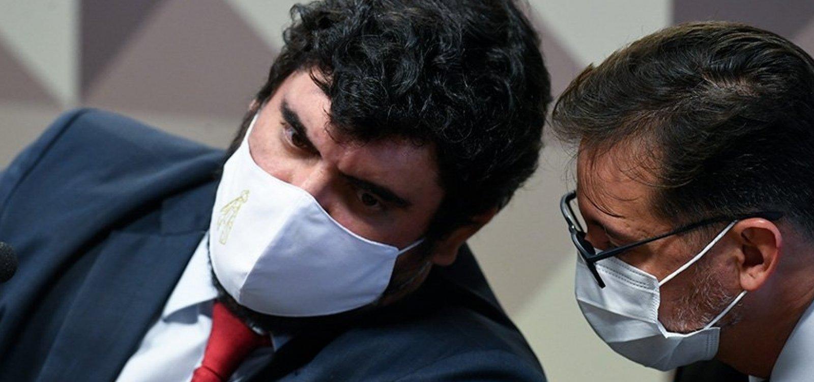 Lobista reconhece negócios com advogada de Bolsonaro após ser ameaçado de prisão na CPI