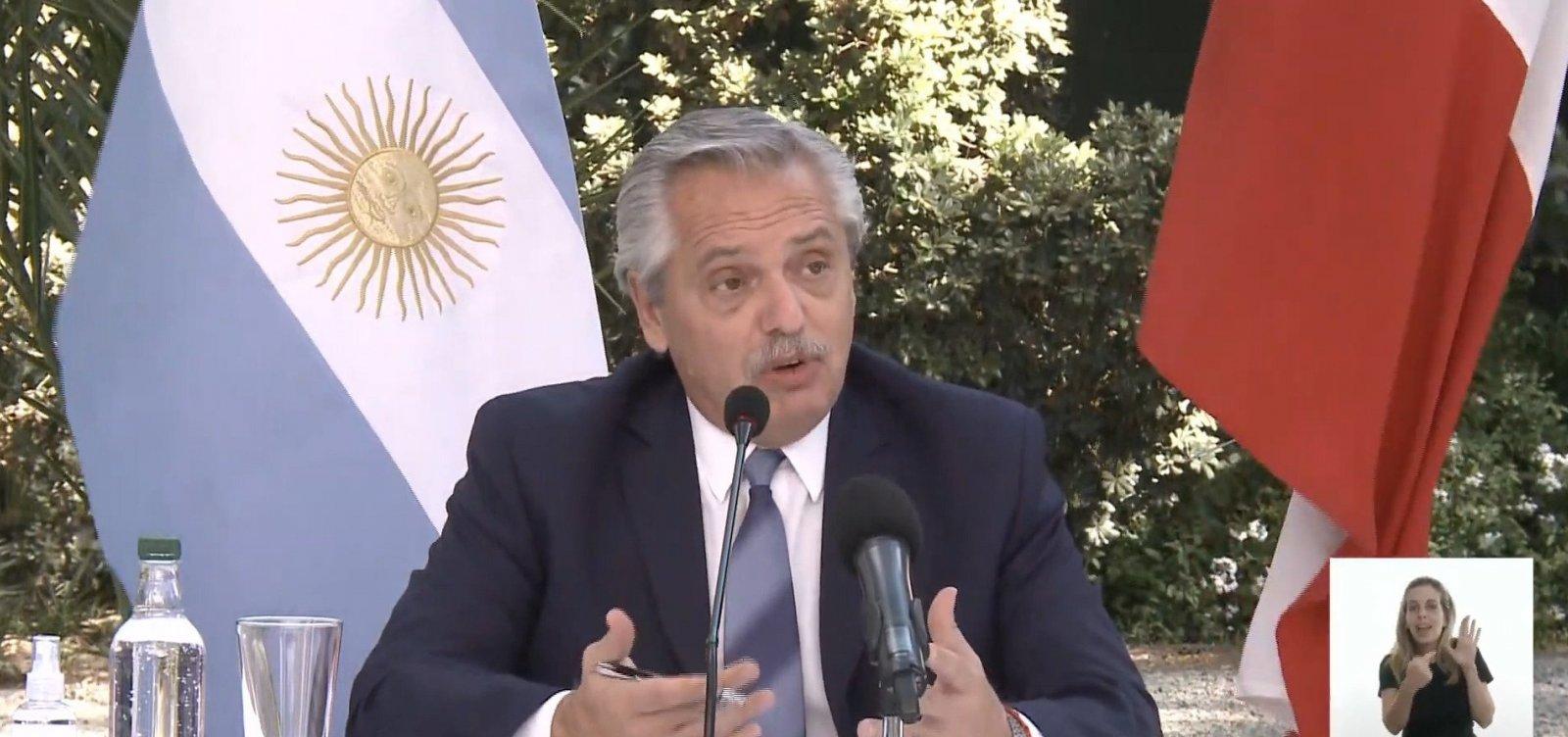 Cinco ministros entregam os cargos e abalam governo argentino