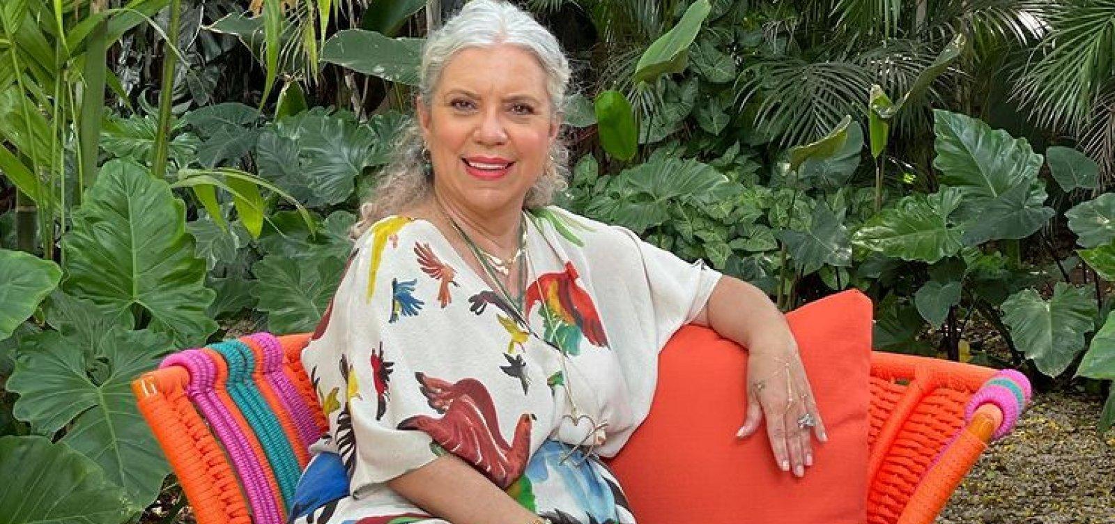 Astrid Fontenelle oferece um ano de 'publi' ao Itaú para manter Cine Glauber Rocha