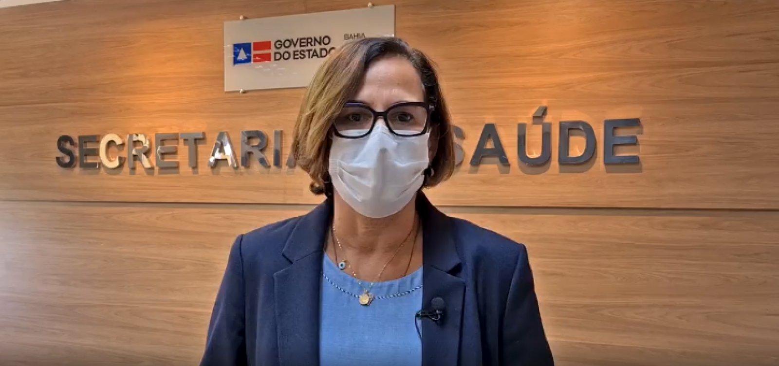 Saúde da Bahia cobra posição da Anvisa sobre suspensão de vacina para adolescentes sem comorbidades