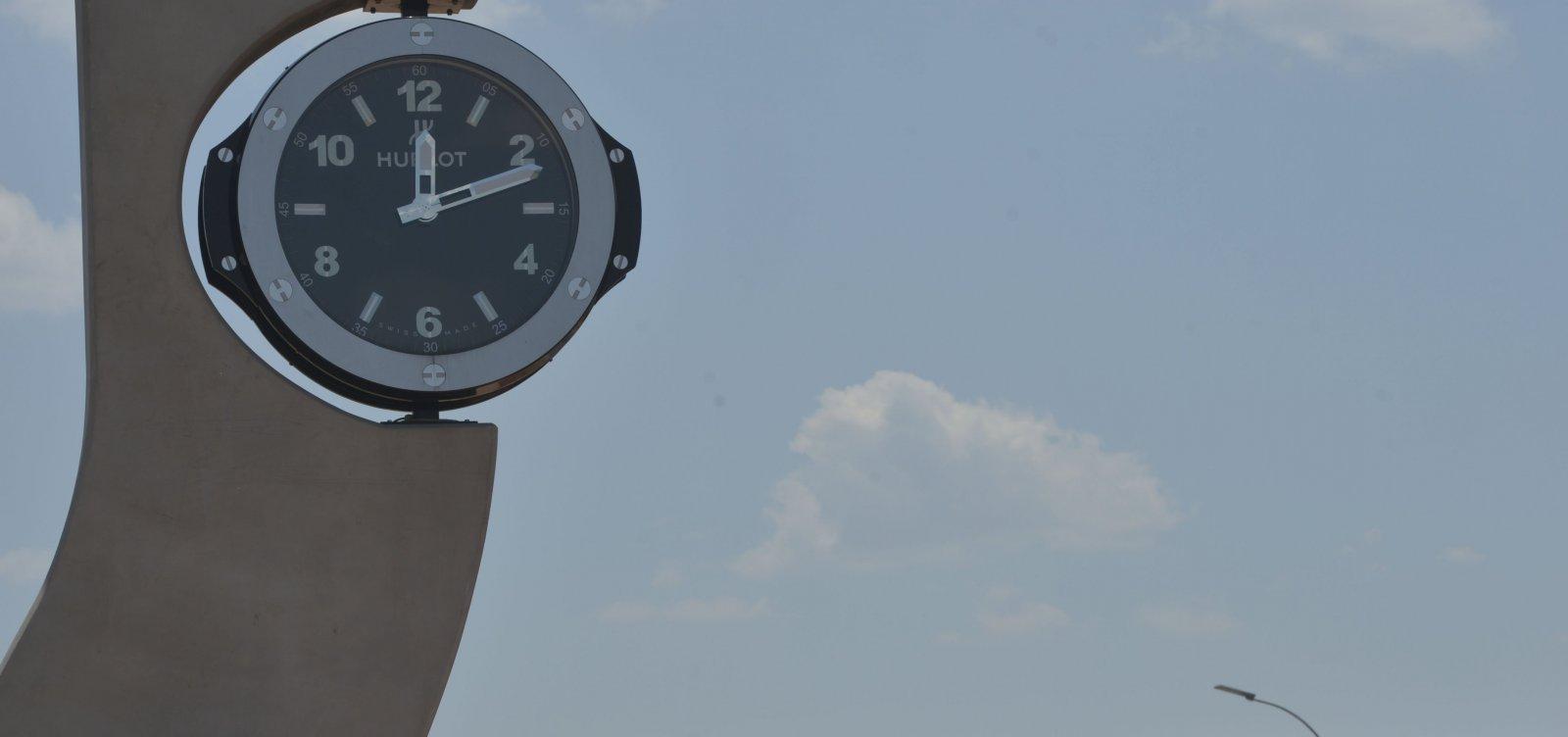 Governo pede novo estudo sobre horário de verão ao Operador do Sistema Elétrico
