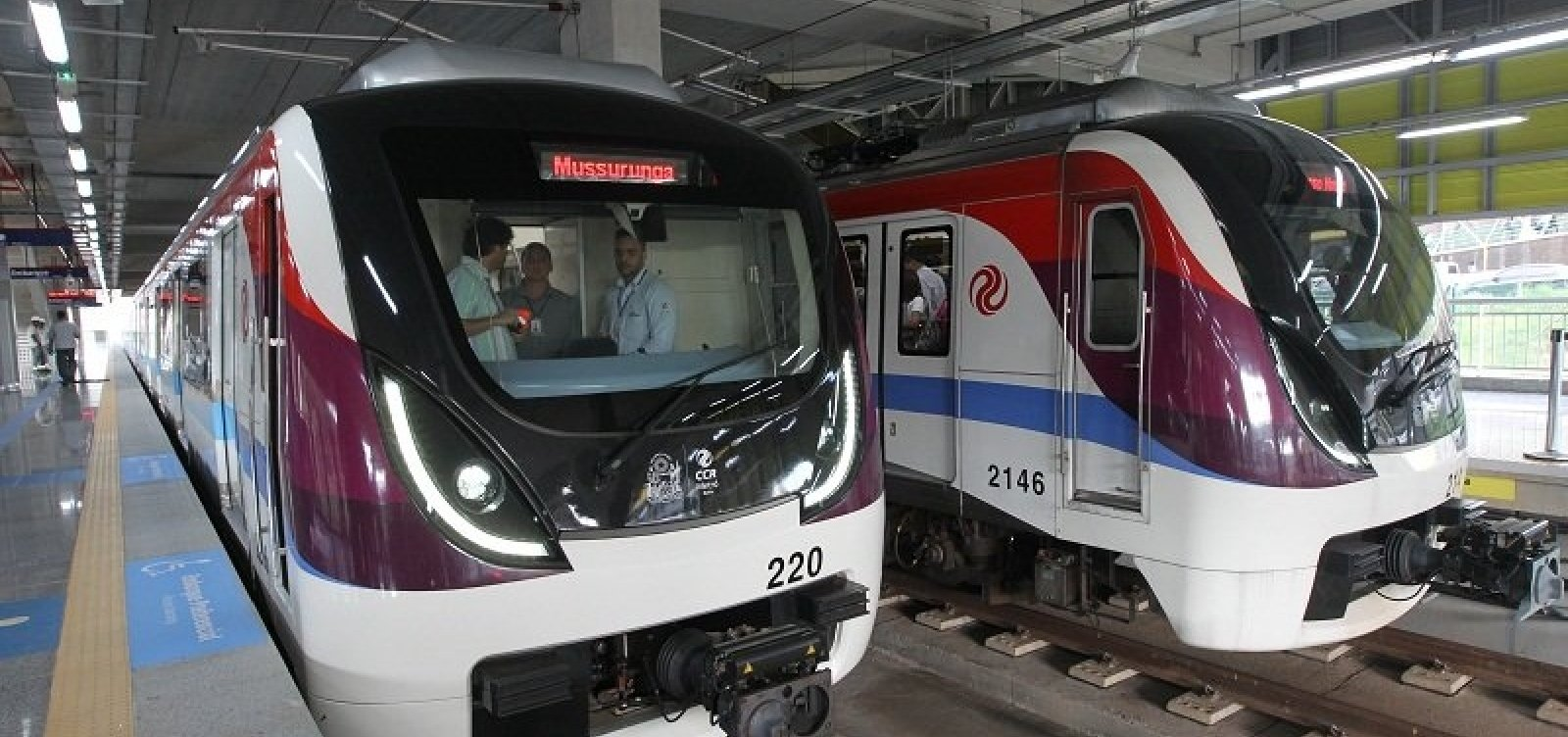 Rui Costa autoriza desapropriação de área para construção de estação do metrô em Águas Claras