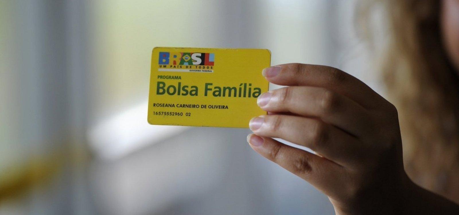 Governo prevê Bolsa Família de R$ 300 em novembro e dezembro, diz secretário especial