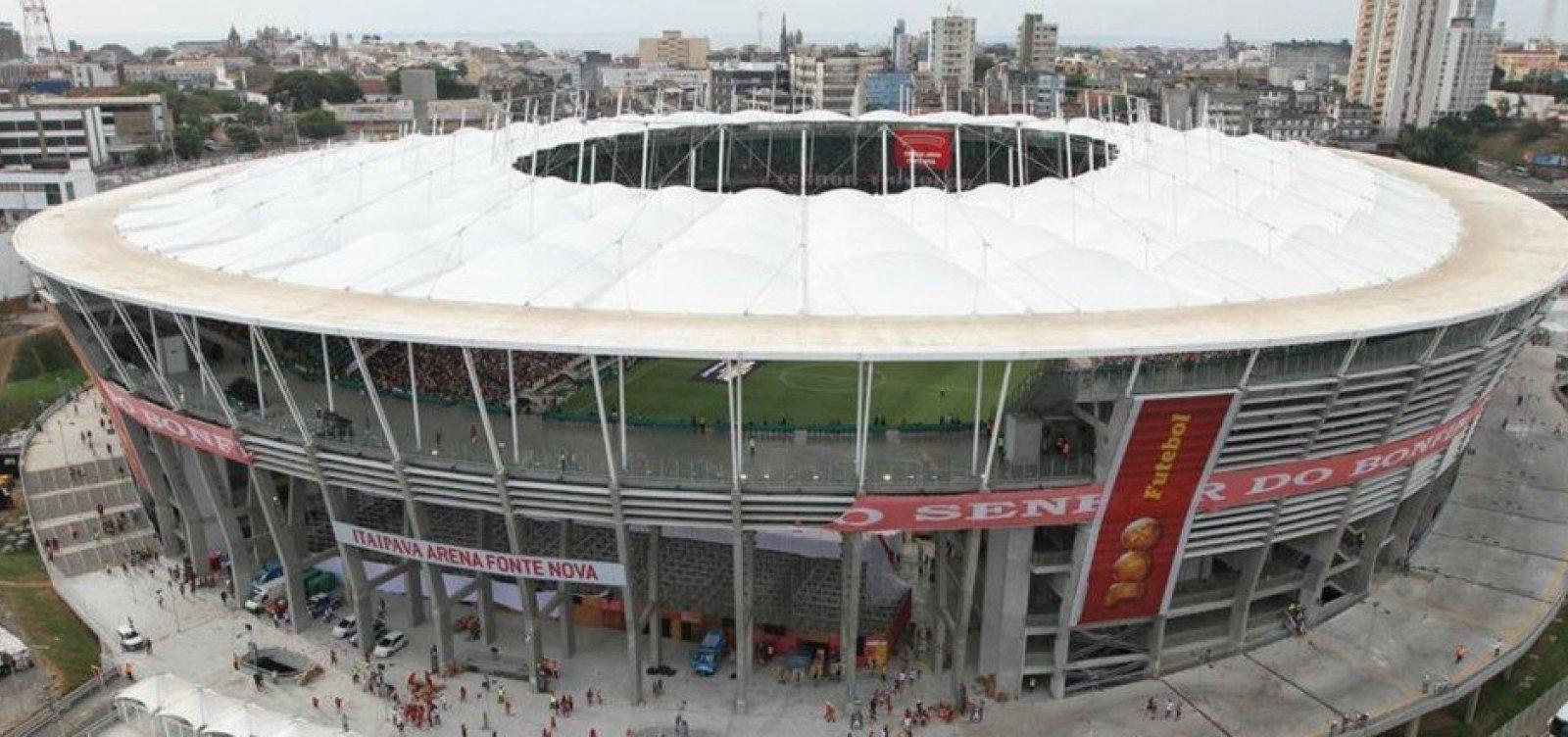 Estádios de futebol estão fora dos novos protocolos esportivos, esclarece prefeitura