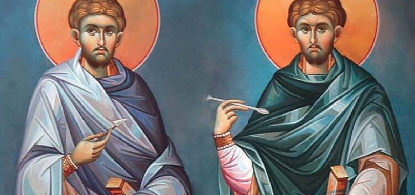 Novenário de celebração aos santos Cosme e Damião acontece na Liberdade a partir desta sexta