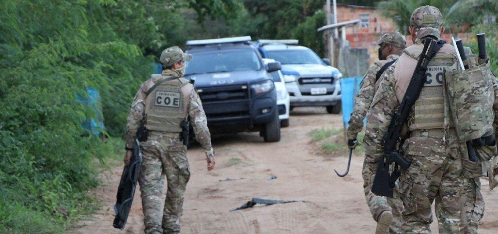 Suspeito de matar PM em Pernamburo morre em confronto com a polícia em Camaçari