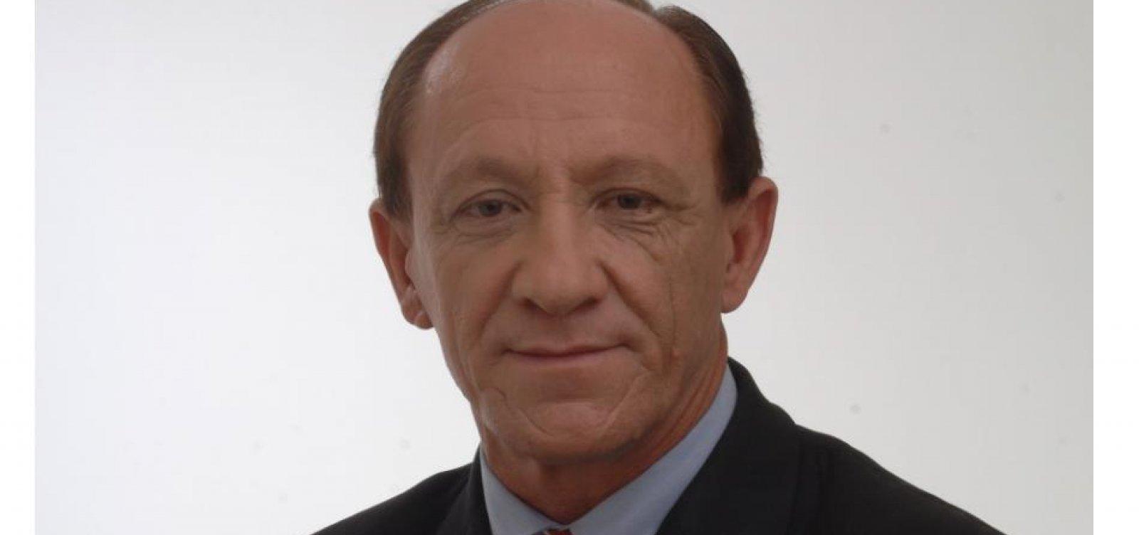 """Deputado Carlos Baldino sofre infarto: """"Pedimos orações"""""""