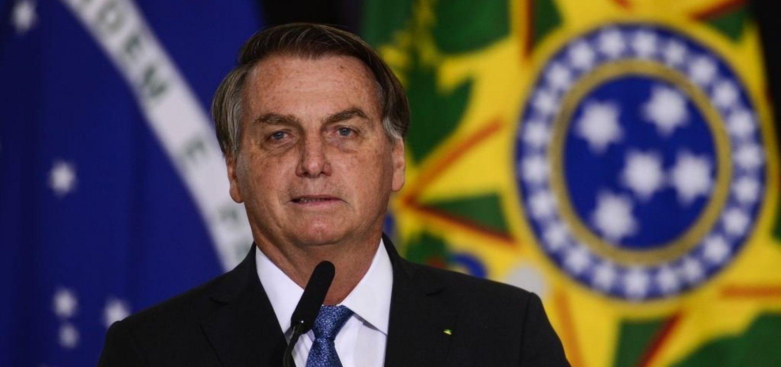 Metade dos brasileiros diz acreditar que Bolsonaro pode dar golpe, aponta Datafolha