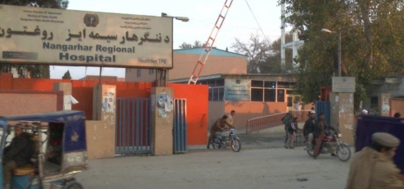 Explosões no Afeganistão matam 3 pessoas e deixam 20 feridos