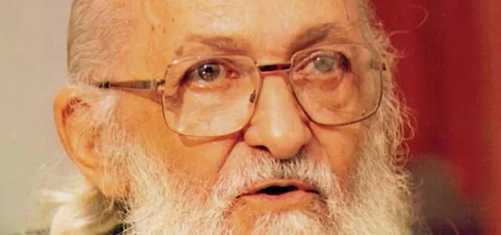 Cem anos de Paulo Freire: live com Alceu Valença e estudantes do mundo homenageia patrono da educação