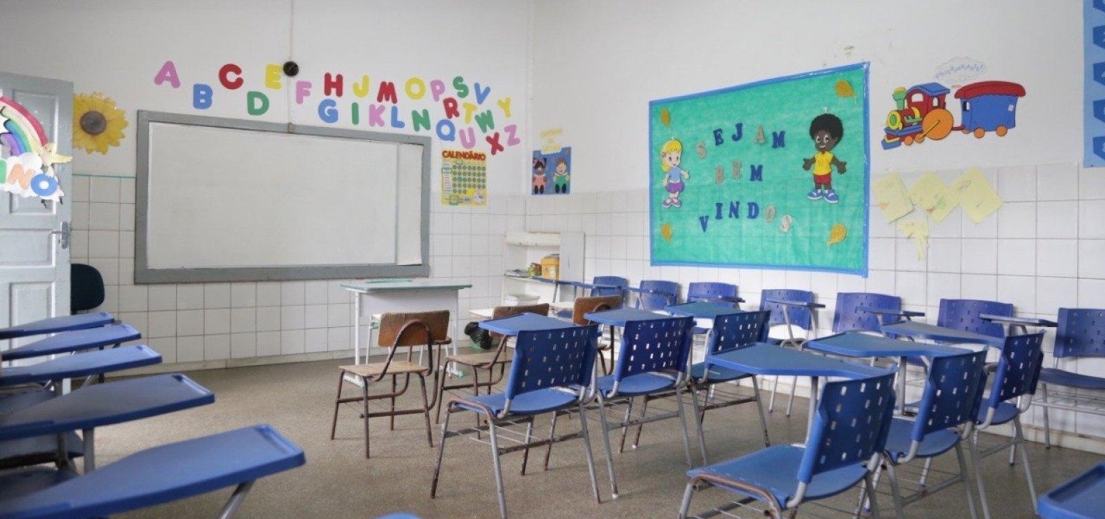 Após pais indicarem insegurança, Itabuna prorroga volta às aulas presenciais na rede municipal de ensino
