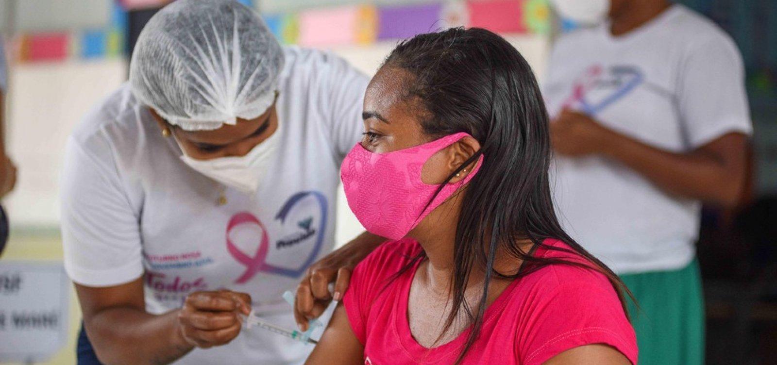 Obedecendo CIB, Vitória da Conquista inicia vacinação de adolescentes sem comorbidades nesta segunda