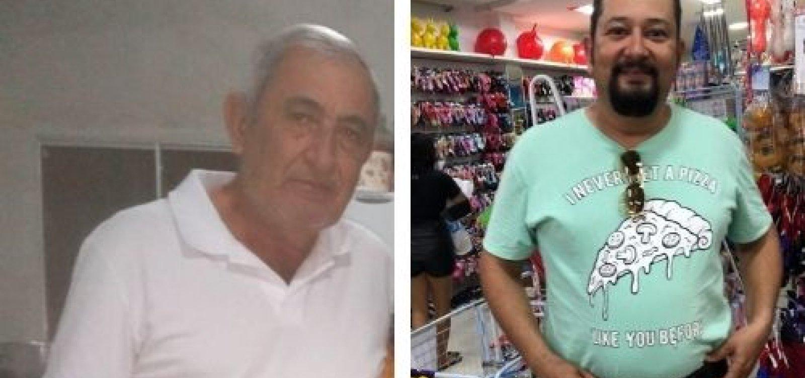 Pai e filho desaparecem ao sair para pescar no extremo sul da Bahia