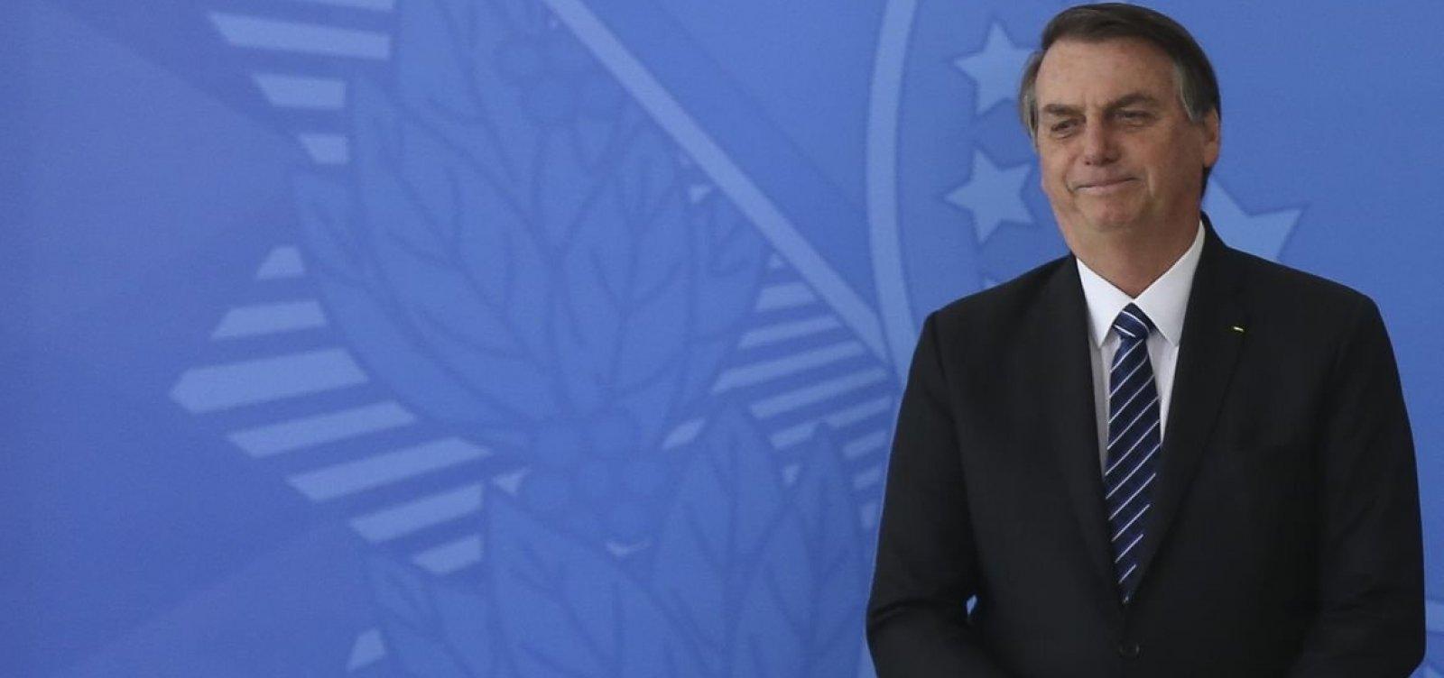 Discurso na ONU será em braile, ironiza Bolsonaro em hotel em Nova York