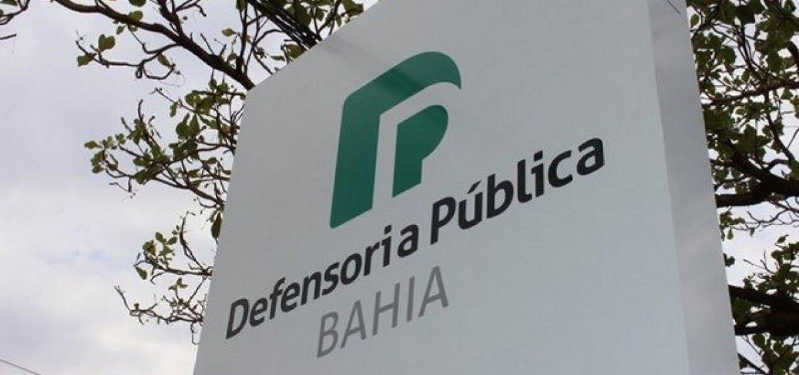 Defensoria da Bahia abre vagas para tradutores e intérpretes de libras nesta terça-feira