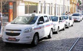 Prefeitura inicia aferição de taxímetros; fiscalização segue até o dia 2