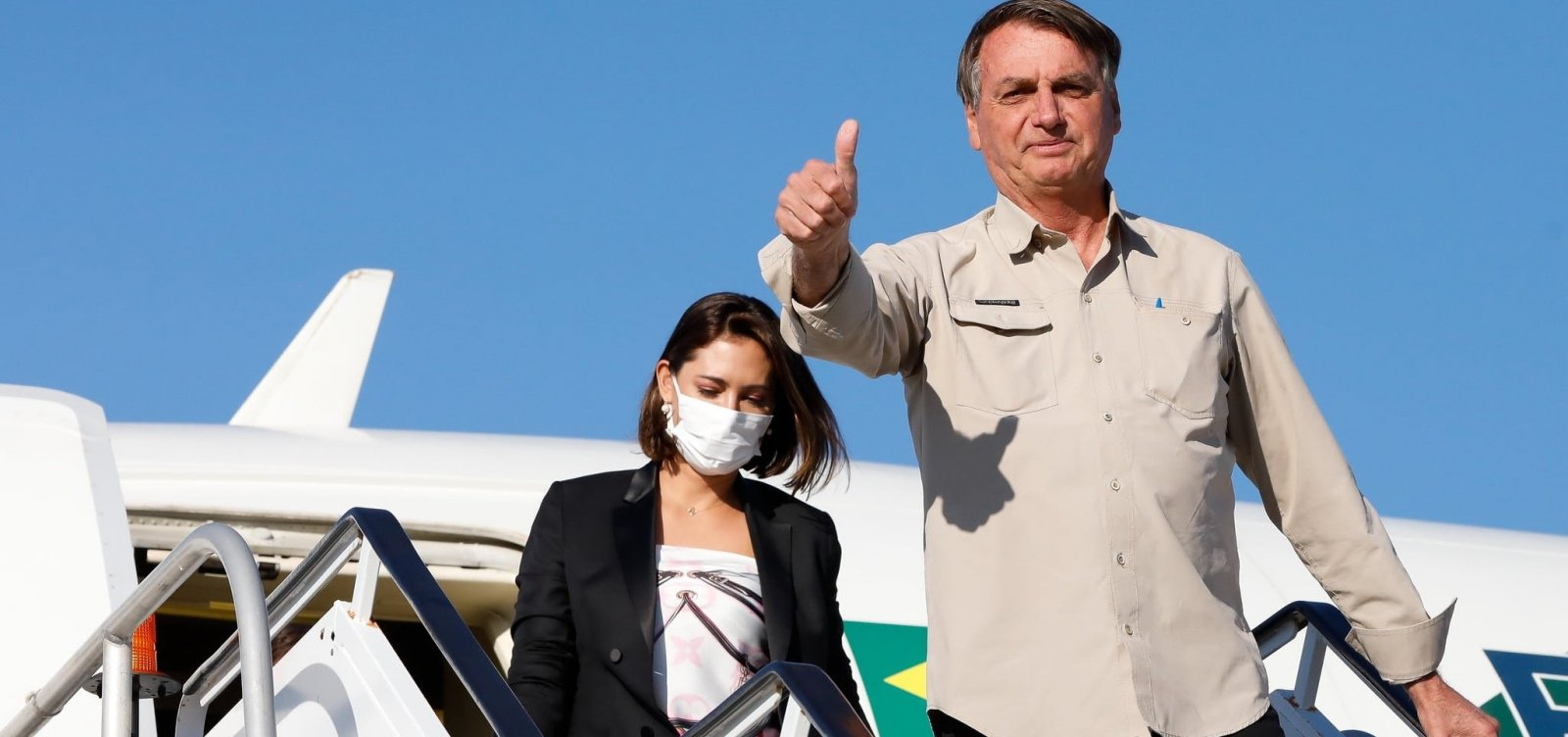 Funcionário que organizou ida de Bolsonaro à ONU é diagnosticado com Covid-19